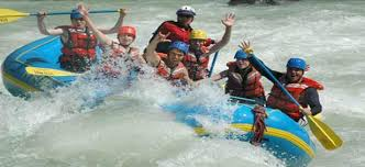 Bhalukpong Sightseeing, Tourist Places to visit in Bhalukpong - River rafting
