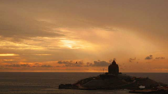 Tourist Places to visit in Kanyakumari - Kanyamumari temple