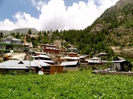 Tourist places to visit in Sangla valley hill station - Rakcham