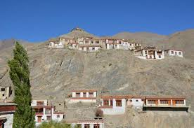 Tourist places to visit in Kargil, Things to do in Kargil - Lamayuru Monastery or Yuru Gompa