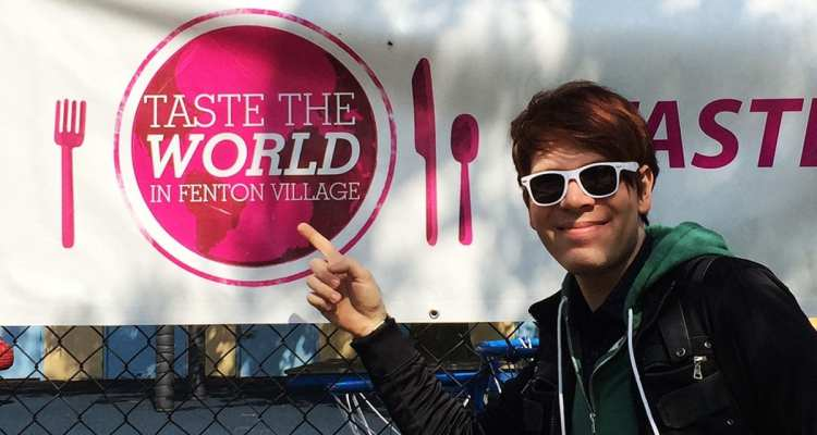 Taste the World at Fenton Village