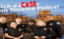 Catch a Case with Tacoma Police
