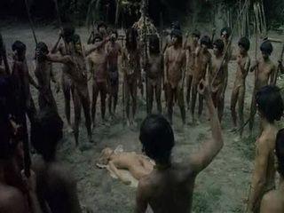 cherokee women naked