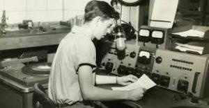 "On the air in 1948 as Carl ""kuh-SELL"""
