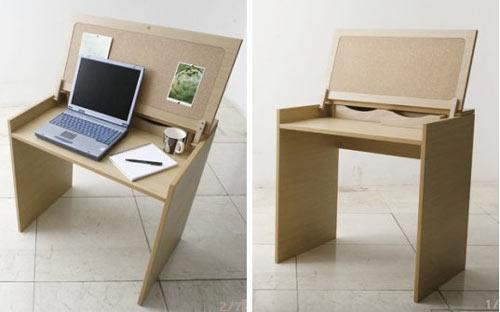 pinboard desk
