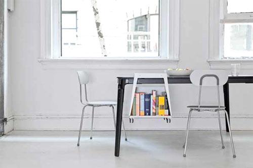 stool storage
