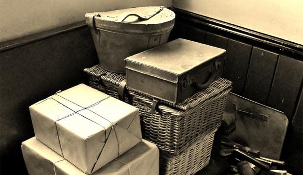 sending parcels