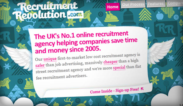 online recruitment agency