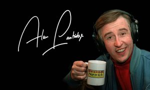 alan gordon partridge
