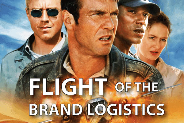 flight of the brand logistics
