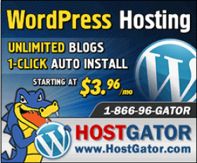 Hostgator WordPress Coupon