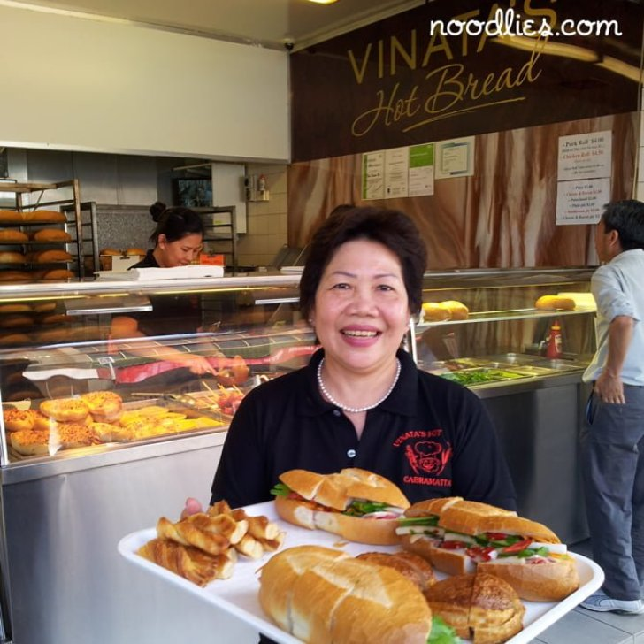 vinata's hot bread cabramatta