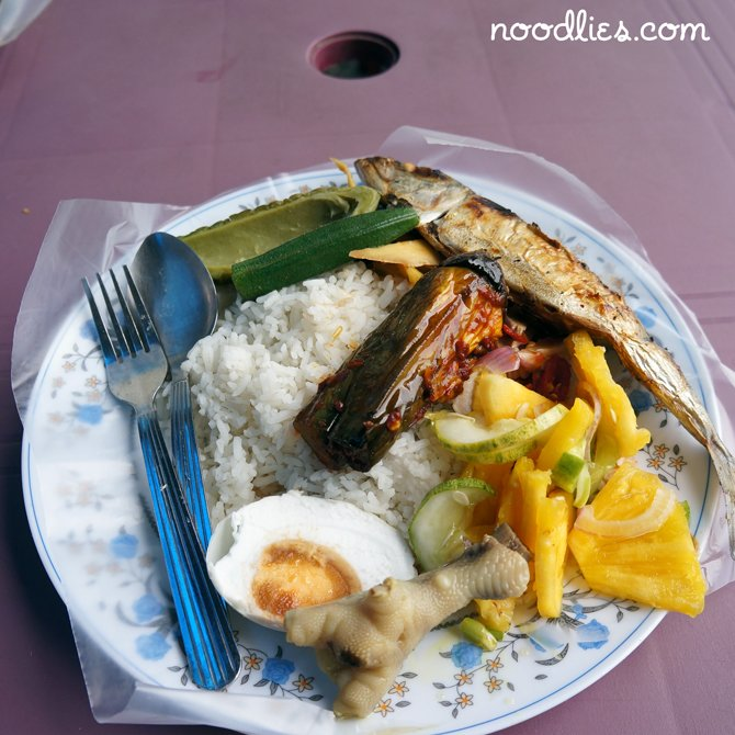 national mosque malaysia lunch