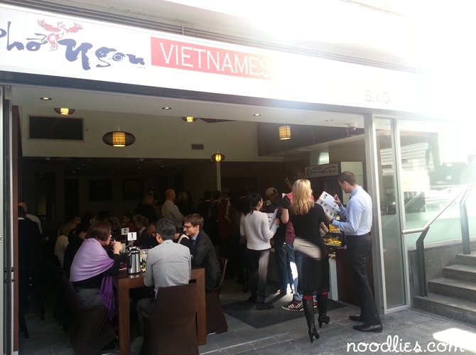 pho ngon central sydney
