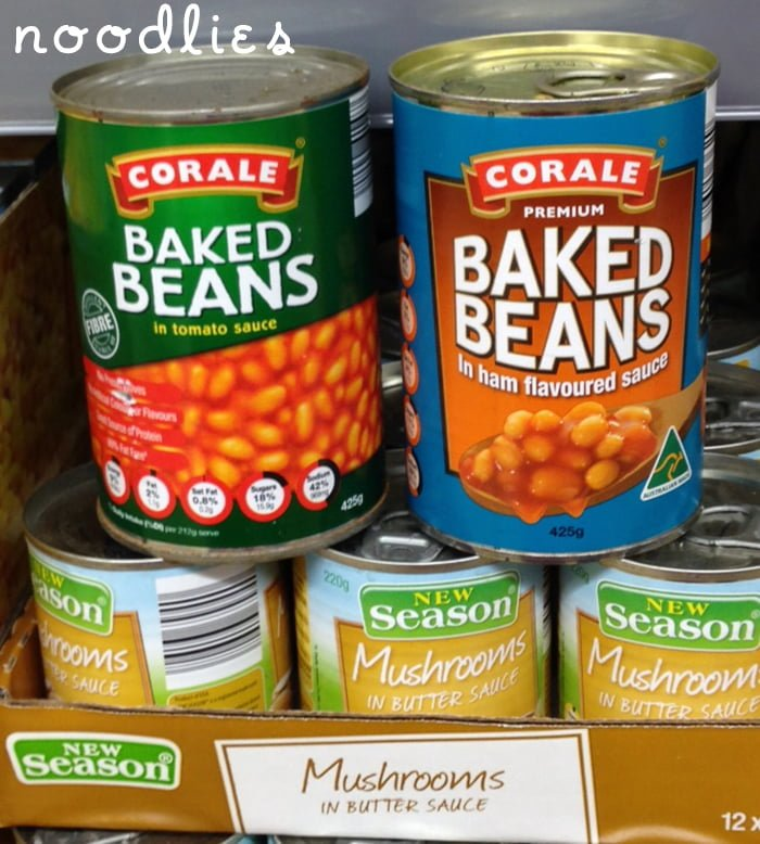 Is Aldi Cheaper and is the quality good baked beans brand look a like 2