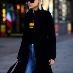 Fall 2016 Street Style Trend: Statement Zippers
