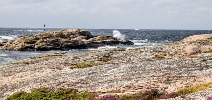 Tjurpannan Naturreservat - Blick auf die Küste