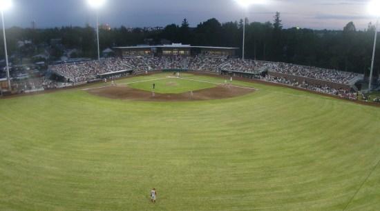 Opening Day at Melaleuca Field 2007