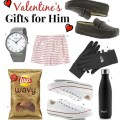Valentines Day gift ideas for men - all under $50