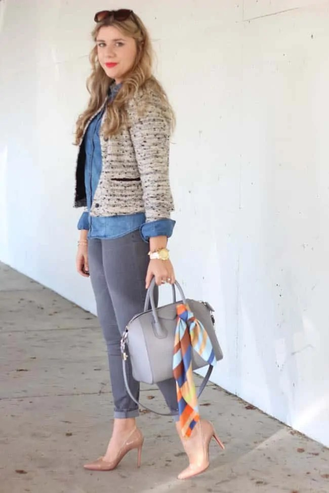 dressed up casual - casual Friday workwear