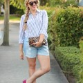 how to rock a statement shoe