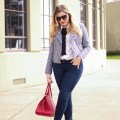 gingham must haves for spring - j.crew gingham blazer