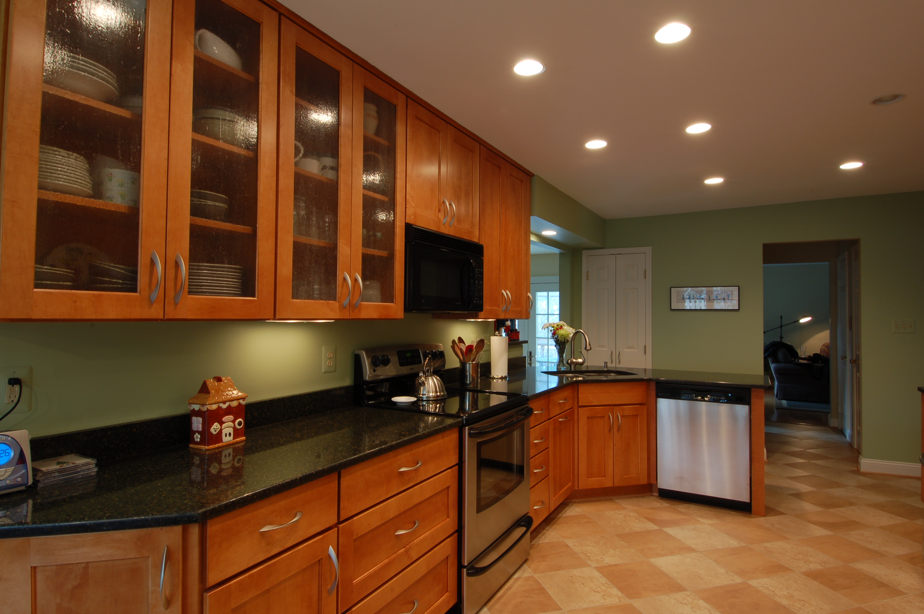 kitchen flooring options kitchen flooring options Pros
