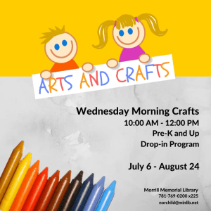 Wednesday Morning Crafts Flyer (2)
