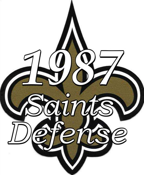 1987 New Orleans Saints Defense