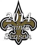 2014 New Orleans Saints NFL Season