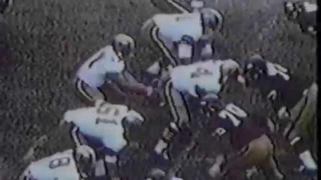 The First New Orleans Saints Quarterback: Billy Kilmer