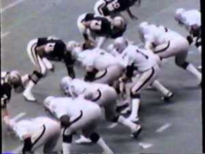 1979 New Orleans Saints vs Oakland Raiders – Monday Night Football Highlights