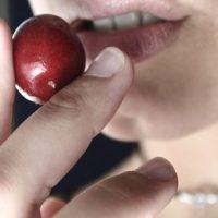 Cerezas, fuente de Salud