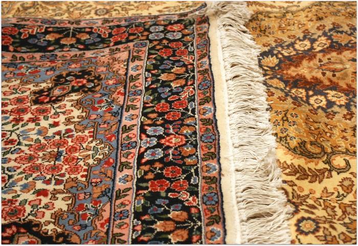 Notas sobre las alfombras turcas y cómo se hacen