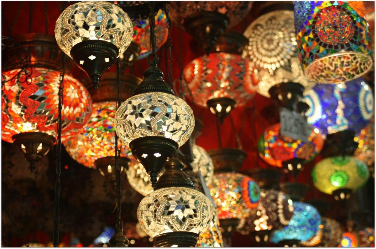 Notas sobre los colores de Estambul