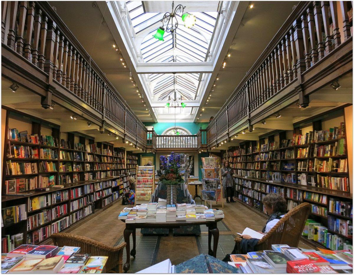 Notas desde la librería más bonita de Londres