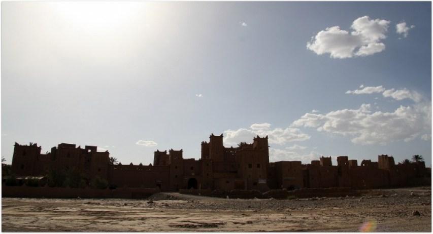 Valle de las mil kasbahs