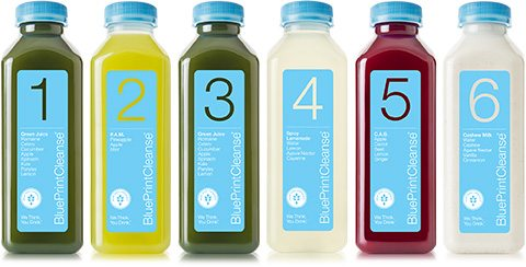 Meet the Juices: How to do Your Very Own DIY BluePrintCleanse