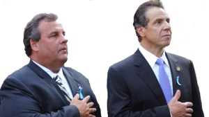Chris Christie and Andrew Cuomo