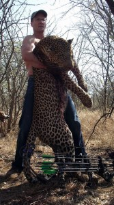 walter palmer and leopard