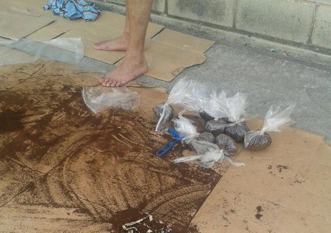 ¡Cuidado dónde tomas el café! Lo que hacen buhoneros de la muerte en Guatire con el café
