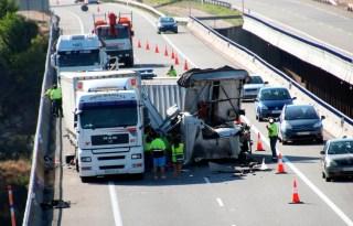 accidente autovia km 385