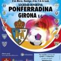 cartel deportiva ponferradina girona