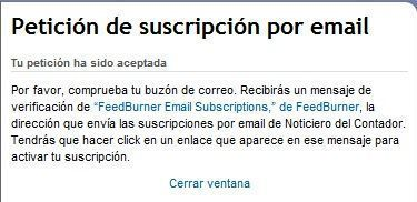 guia de suscripcion 3 Gua de suscripcin a boletines de Noticiero del Contador