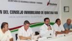 Instala Seduvi Consejo Inmobiliario de Quintana Roo