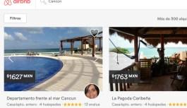 Cabildean en Cancún contra Airbnb.mx