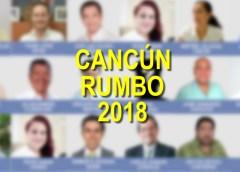 Encuesta Cancún rumbo al 2018; 1,250 han participado hasta el momento