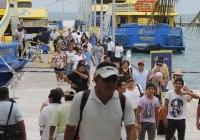 Alistan transporte marítimo para zona hotelera