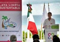 Playas limpias para incentivar el retorno del turismo: Remberto Estrada