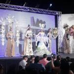 Creatividad y talento en la presentación de Trajes Típicos de Miss Puerto Rico Universe